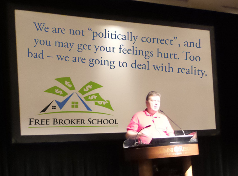 Free Broker School - our story