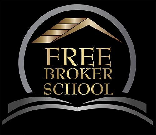 Free Broker School Retina Logo