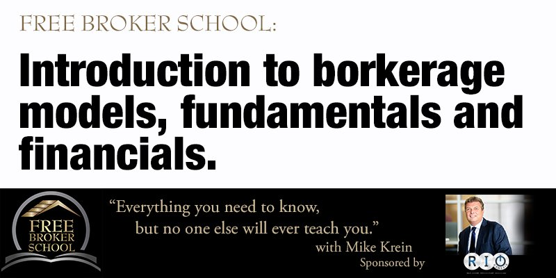 Free Broker School: Introduction to brokerage models, fundamentals, and financials.