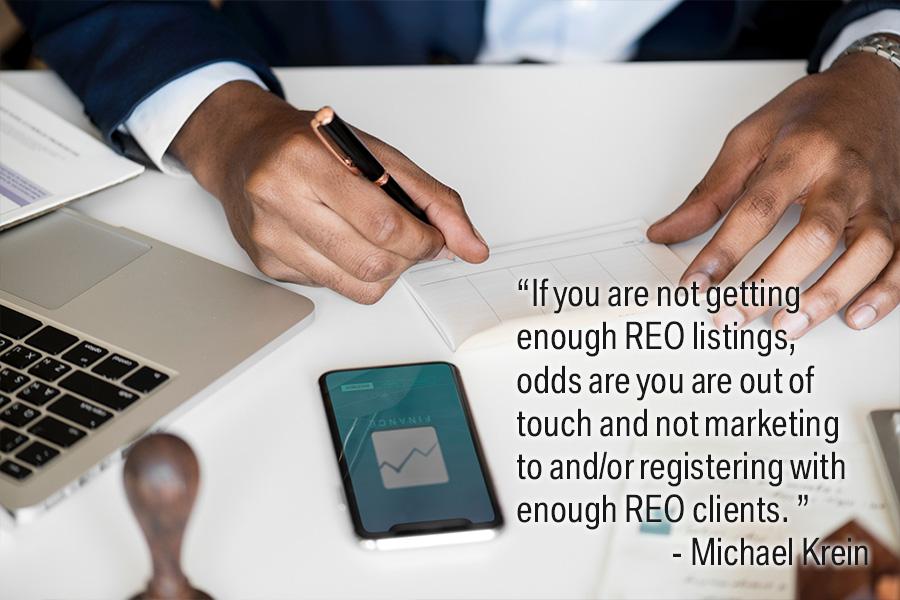 Florida Realtors ask if REO sales need to be a brokerage priority.